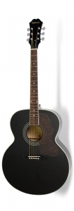 EPIPHONE EJ-200 ARTIST EBONY LIMITED EDITION
