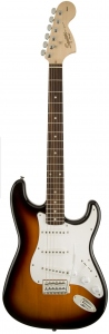 SQUIER AFFINITY STRATOCASTER LAUREL BROWN SUNBURST