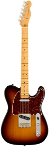 Fender American Professional Ii Telecaster 3 Tone Sunburst