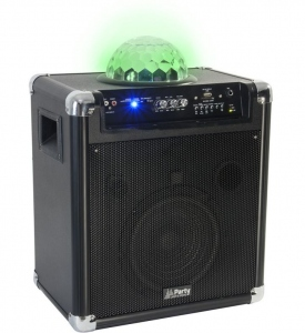 BST BY EGO TECHNOLOGIES DISCO SPEAKER STAND ALONE CON RGB LED