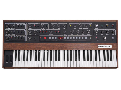 Sequential Prophet 10 Keyboard