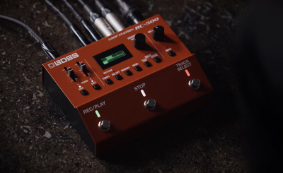 Boss Rc500 Pedale Effetto Loop Station