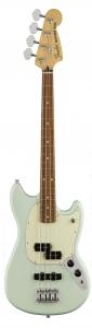 Fender Mustang Bass Pj Pau Ferro Sonic Blue