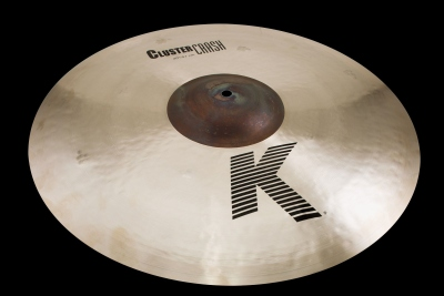 ZILDJIAN K CLUSTER CRASH 20'