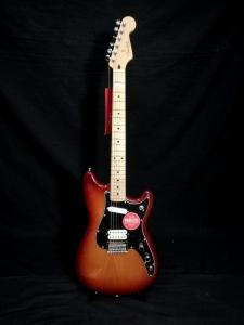 Fender Duo Sonic Hs Sienna Sunburst Chitarra Elettrica