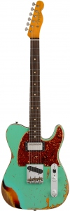 FENDER LIMITED EDITION 1960 HS TELECASTER CUSTOM HEAVY RELIC