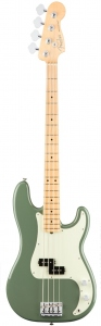 FENDER PRECISION BASS AMERICAN PROFESSIONAL ANTIQUE OLIVE