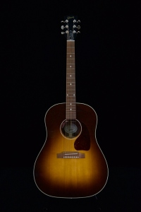 Gibson J-45 Studio Walnut Burst Chitarra Acustica Elettrificata