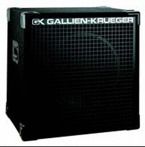GALLIEN-KRUEGER 115 SBX CABINET X BASSO