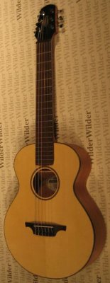 Brunner Outdoor Guitar Og Classical