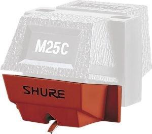 SHURE N25C STILO DI RICAMBIO X M25C