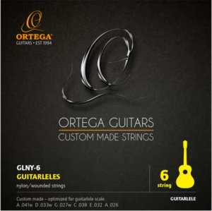 ORTEGA GLNY-9 SET DI CORDE PER GUITALELE