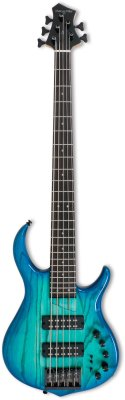 Sire By Marcus Miller M5 Swamp Ash-5 Tbl Trans Blue