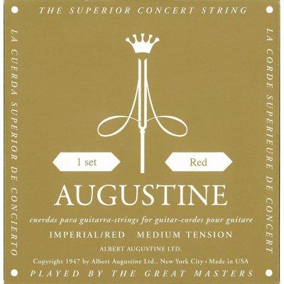 Augustine Imperial Medium Tension Red