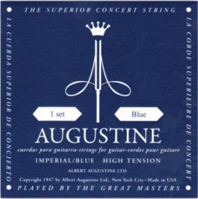 Augustine Imperial Blue Muta per Chitarra Classica