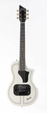 Supro 1261AW Ozark - Chitarra elettrica colore bianco