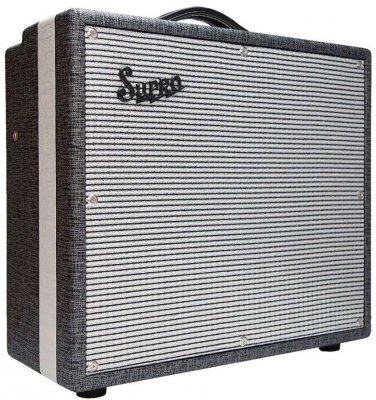 Supro Supro black magick - amplificatore valvolare 25w 1x12