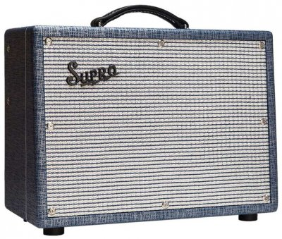 """Supro 1622rt tremo-verb - combo 1x10"""" - 25w"""