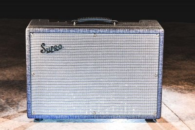 "Supro 1624t dual tone  -  combo 1x12"" - 24w"
