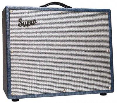 """Supro 1675rt rhythm master - combo 1x15"""" - 35/45/60w"""
