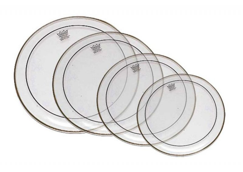 REMO PELLE PINSTRIPE CLEAR 18