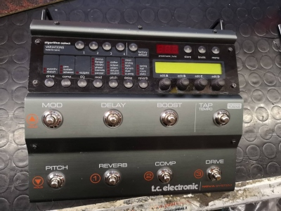 Tc electronic Nova system usato