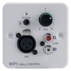 AUDIOPHONY WP1 WALL MOUNTED CONTROLLER ZONEAMP