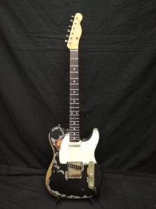 Fender Telecaster Joe Strummer sign-usata