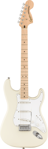 Squier Affinity Stratocaster Olympic White Chitarra Elettrica