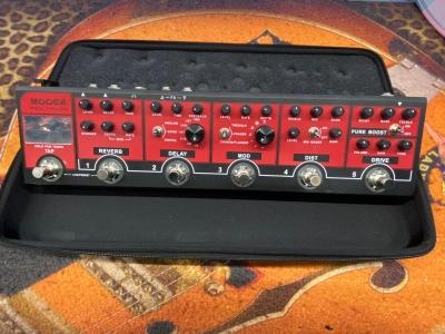 Mooer Red Truck usata