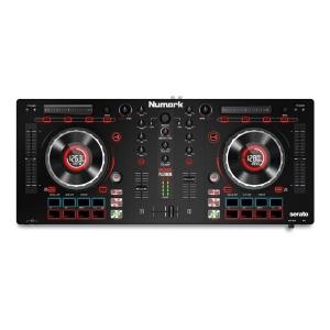 MIXTRACK PLATINUM: DJ CONTROLLER USB 4 DECK CON SCHEDA AUDIO