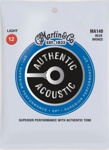 MARTIN MUTA MA140 LIGHT BRONZE 80/20 12-54