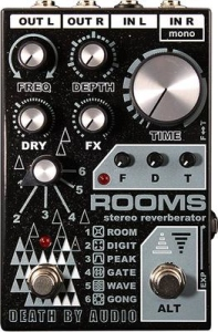 Death By Audio Rooms Digital Reverb