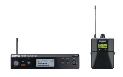 SHURE KIT COMPLETO RADIOMICROFONO P3T SERIE PSM300