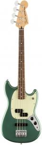 Fender Limited Mustang Bass Pj Sherwood Green Metallic