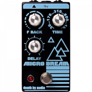 DEATH BY AUDIO MICRO DREAM II DELAY