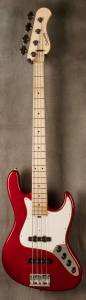 SADOWSKY METRO EXPRESS MV4 CANDY APPLE RED CON CASE