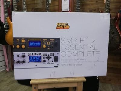DV Mark multiamp mono usato