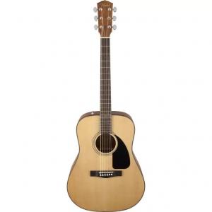 Fender Cd60 V3 Chitarra Acustica Natural Walnut