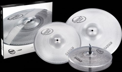 SABIAN SET PIATTI QUITE TONE PACK HAT QTPC502
