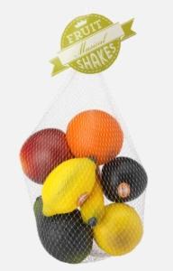 Remo Fruit Shaker Assortiti 7 Pz