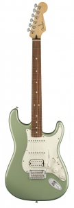 FENDER PLAYER STRATOCASTER HSS PAU FERRO SAGE GREEN METALLIC