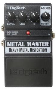 DIGITECH XMM METAL DISTORTION PEDALE EFFETTO