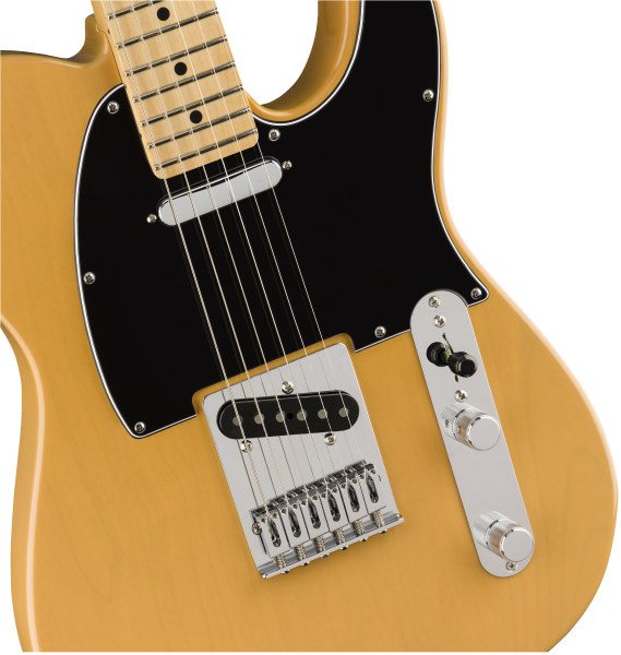 FENDER LIMITED PLAYER TELECASTER BUTTERSCOTCH BLONDE CHITARRA ELETTRICA 0