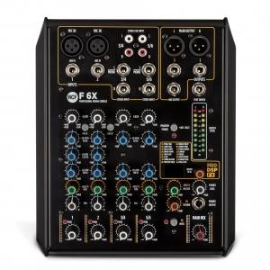 RCF F 6X MIXER