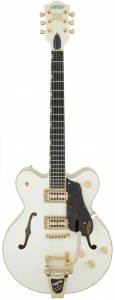 GRETSCH G6609TG-VWT LAYERS EDITION BROADKASTER VINTAGE WHITE