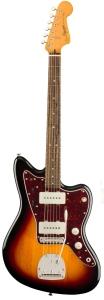 Squier Classic Vibe 60S Jazzmaster 3 Colors Sunburst