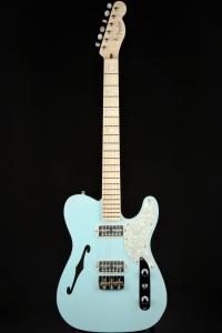 Fender Parallel Universe Vol II Tele Magico Transparent Daphne Blue