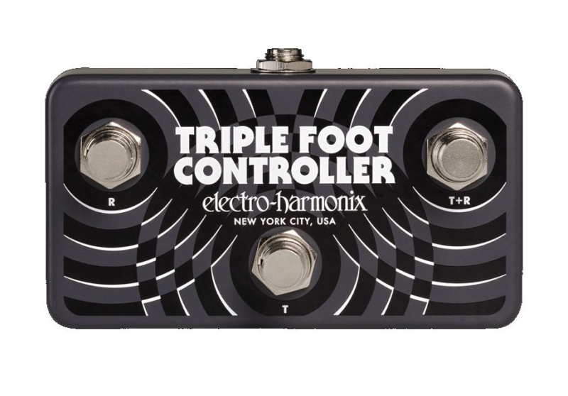 ELECTRO HARMONIX TRIPLE FOOT CONTROLLER  PEDALE EFFETTO