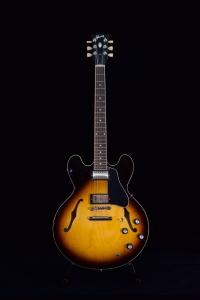 Gibson Es-335 Timeless Tradition Vintage Burst